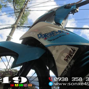 Tem Đấu Yamaha Exciter