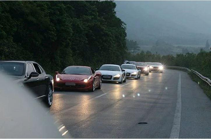 Cần chú ý những cái đá đèn của xe ngược chiều